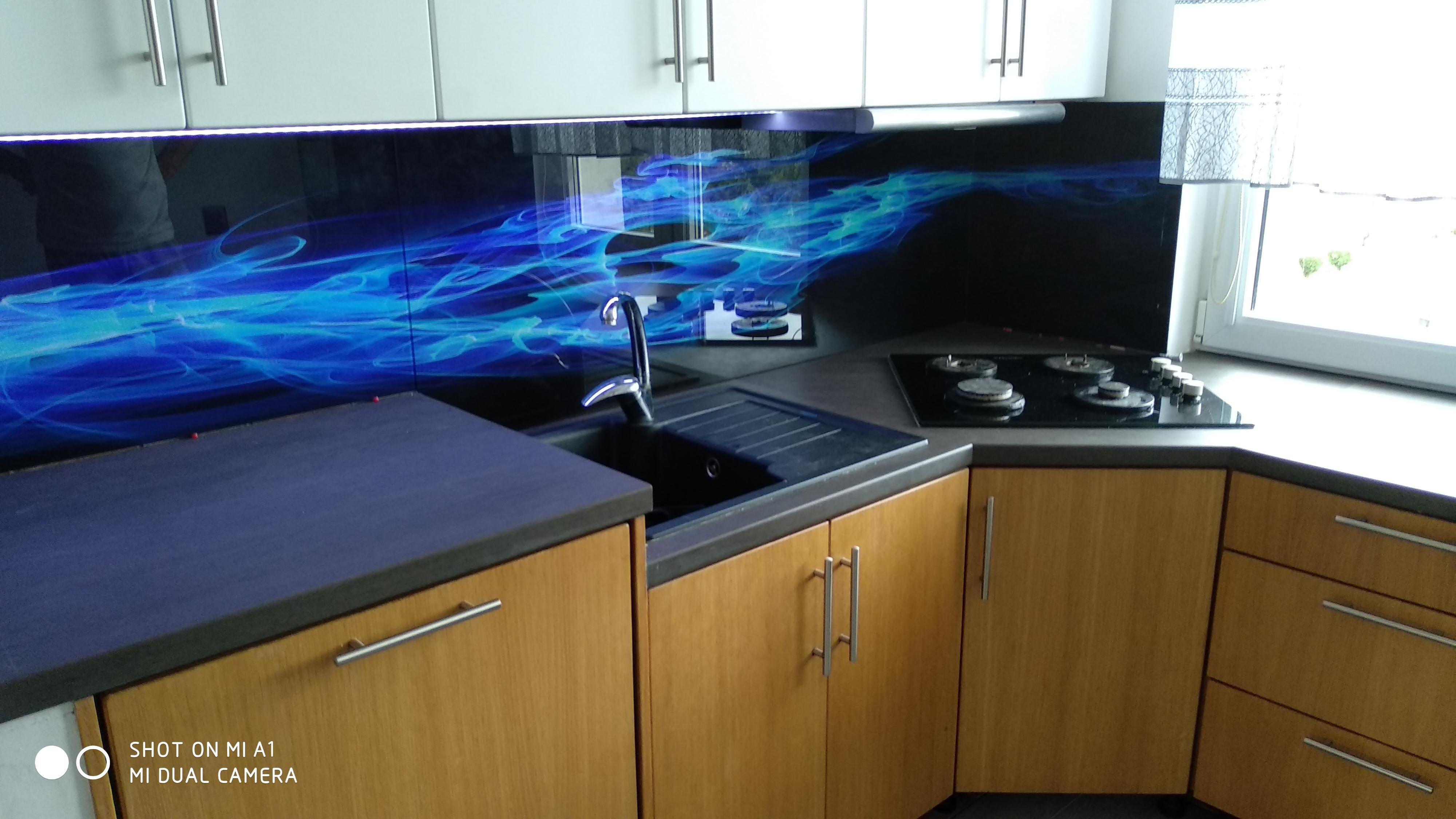Verano Glass Panele Szklane Do Kuchni Szkło Do Kuchni